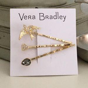 Vera Bradley Hair Pins